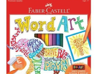 Faber-Castell Word Art