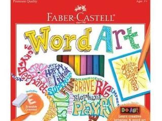 Faber-Castell Word Art