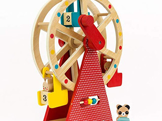 Petit Collage Carnival Play Set
