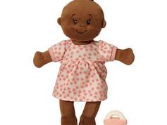 Manhattan Toy Wee Baby Stella, Brown Doll