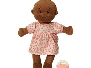 Manhattan Toy Wee Baby Stella, Brown Doll