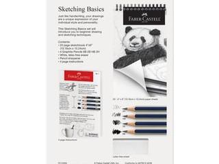 Faber Castell Sketching Basics