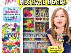 Horizon Just My Style Emoticon Message Beads