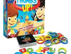 Blue Orange Thumbs Up Game