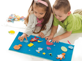 Creativity for Kids Fun Felt Shapes