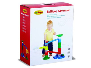 Edushape Rollipop Advanced Ball Run