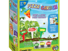 Creativity for Kids Pizza Garden with Book