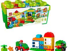 Lego Duplo Creative Play Box of Fun