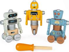 Janod Brico Kids Robots