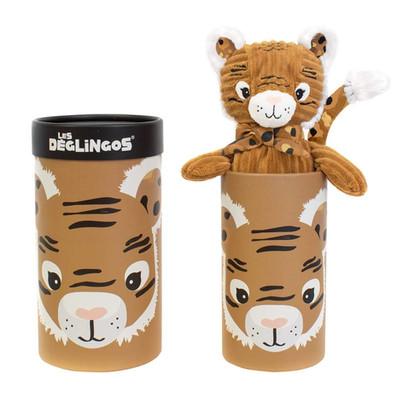Les Déglingos Soft Toys in Tubes Collection
