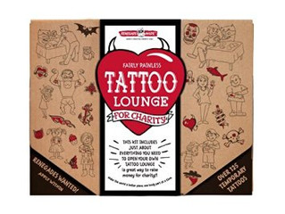 Renegade Made Fairly Painless Tattoo Lounge for Charity