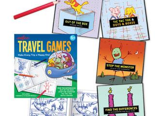 eeBoo Travel Games