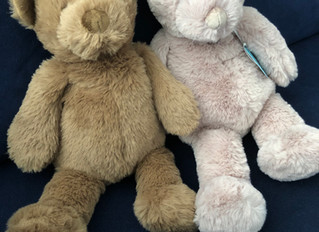 Manhattan Toy Greta or Hans Classic Teddy Bears