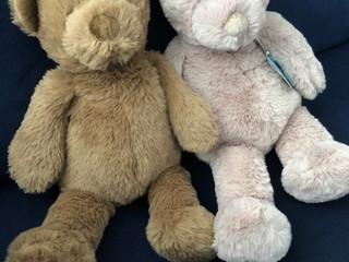 Manhattan Toy Greta or Hans Classic Teddy Bears