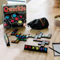 Mindware Qwirkle Collector's Edition