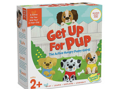 Peaceable Kingdom Get Up For Pup