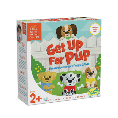 Peaceable Kingdom Get Up Pup