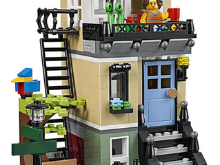 LEGO Creator 3 in 1 Park Street Townhouse