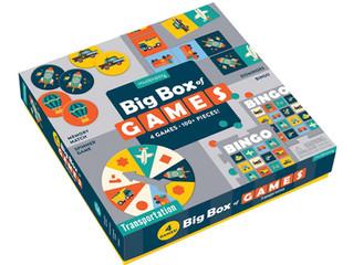 Mudpuppy Big Box of Games