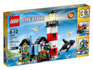 LEGO Lighthouse Point 3-in1