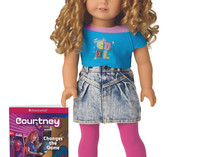 American Girl Courtney Moore Doll  1986