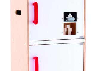 Hape White-Fridge-Freezer