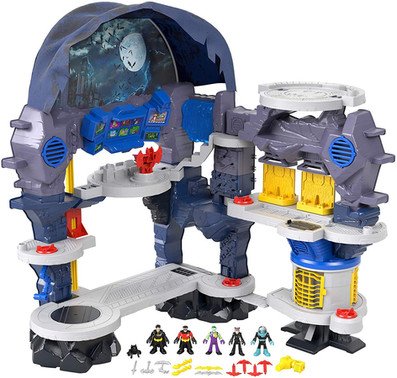 Fisher-Price Imaginext DC Super Friends Super Surround Batcave