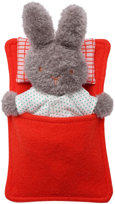 Manhattan Toy Little Nook Dolls:  Lily Cat, Bluebell Bear, and Berry Bunny