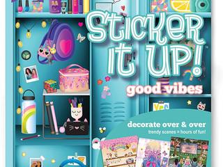 Craft-tastic Sticker It Up!