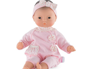 "Corolle Mon 12"" Bebe Calin Mila Toy Baby Doll"
