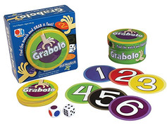 Playmonster Grabolo Game