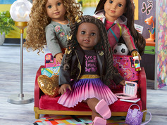American Girl World By Us Collection