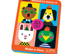 Mudpuppy Magnetic Build-up Make–A-Face