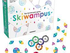 Gamewright Skiwampus—The Full-Tilt Brain Game