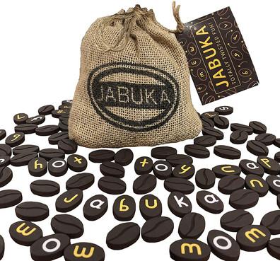 Jabuka, a Twisting Letter Game