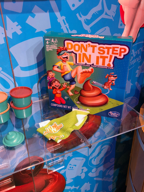 Why is Poop such a thing in Toyland?