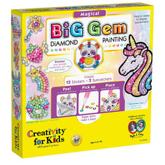 Creativity for Kids Magical Big Gem Diamond Painting