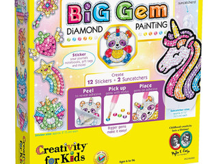 Creativity for Kids Magical Big Gem Diamond Painting