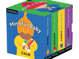 Mudpuppy Mindful Baby Books