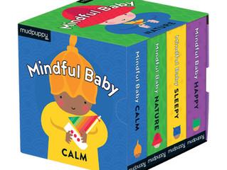 Mudpuppy Mindful Baby Books