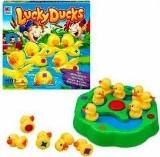 Lucky Ducks Sesame Street Edition