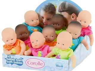 Corolle Mini Bath Dolls
