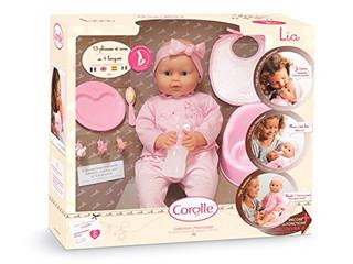 Corolle Mon Classique Interactive Lia Doll