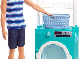 Mattel Barbie's Ken with Laundry
