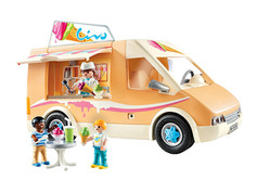 Playmobil City Life Ice Cream Truck