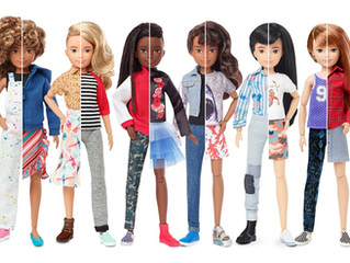 Creatable World Dolls