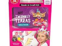 Klutz Jr. My Twinkly Tiaras