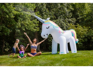 Big Mouth GINORMOUS Unicorn Lawn Sprinkler