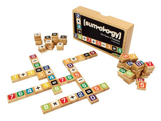 Simply Fun Sumology, The Game of Equations