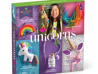 Ann Williams I Love Unicorns Kit
